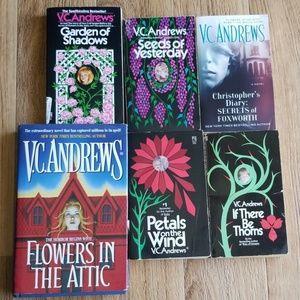 V.C. Andrews Books